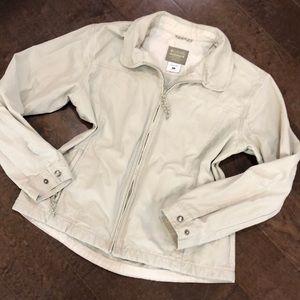Columbia. Zippered fall winter jacket s.Large